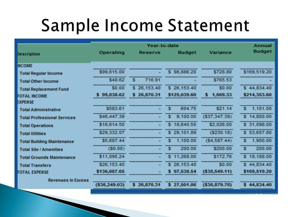  Cash– Checkbook Accounting – Recorded when PAID  Accrual – Matches Income with Expense as incurred- Recorded when Incurred