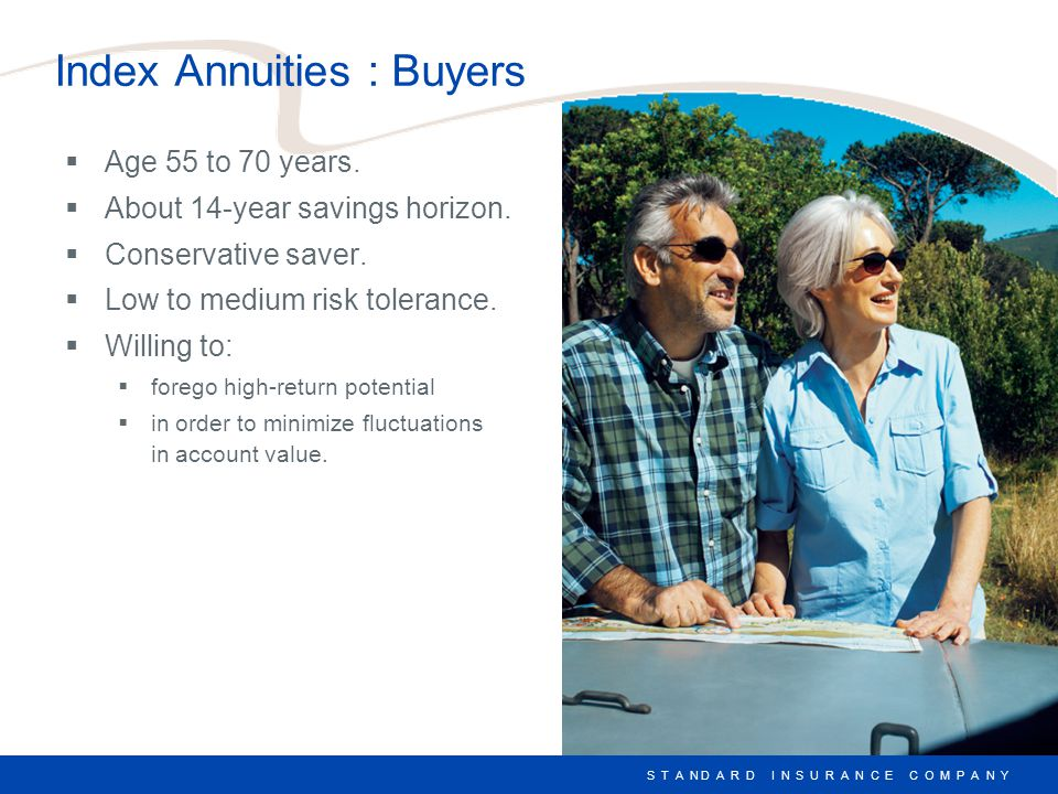 Index Growth Annuity Growth Potential with Safety Guarantees