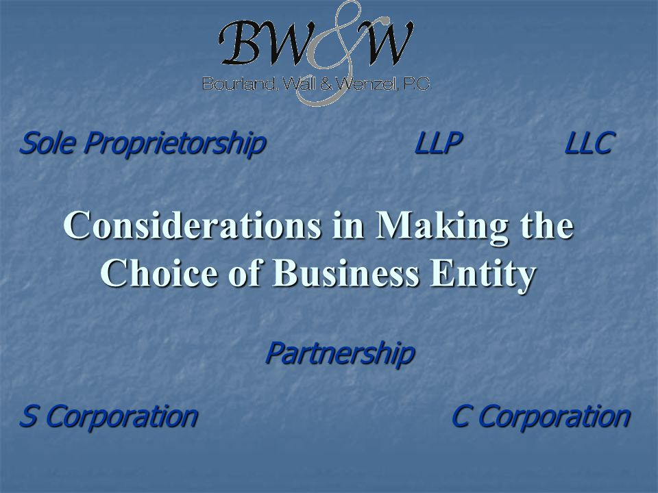 REGISTERED LIMITED LIABILITY PARTNERSHIP ( RLLP ) A.