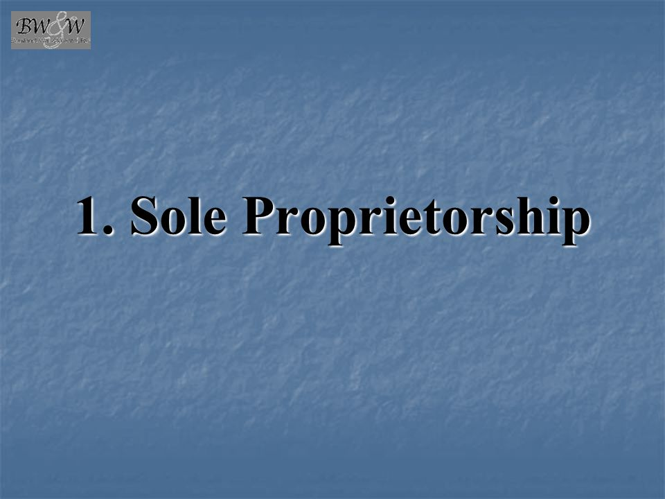 2.General Partnership - Registered Limited Liability Partnership