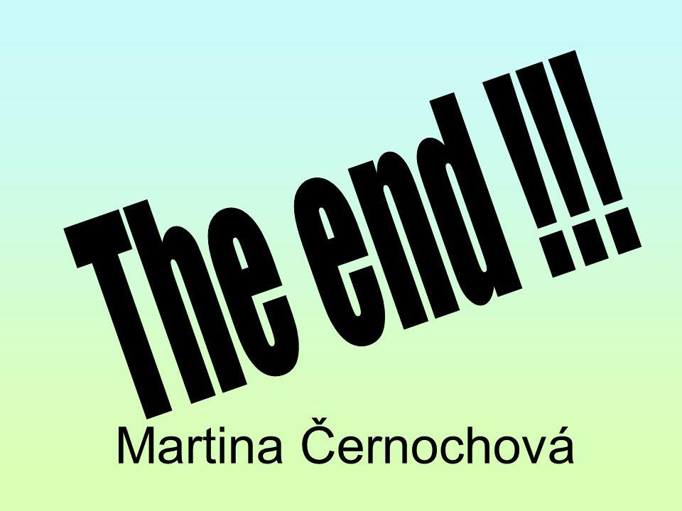 Martina Černochová