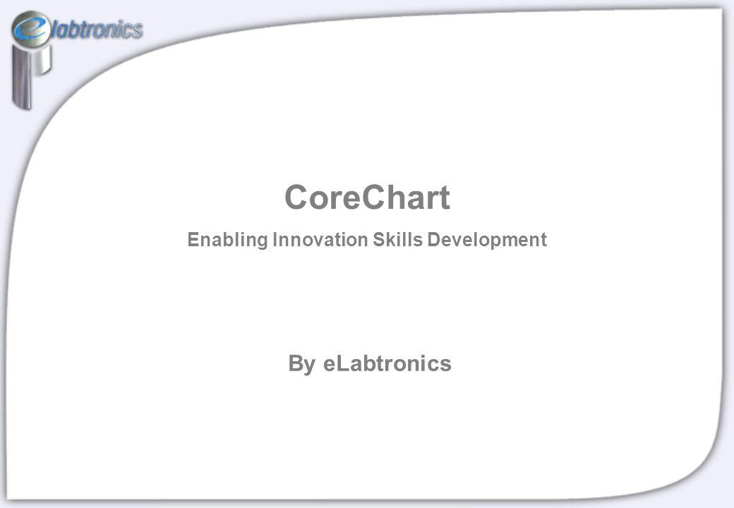CoreChart Enabling Innovation Skills Development By eLabtronics