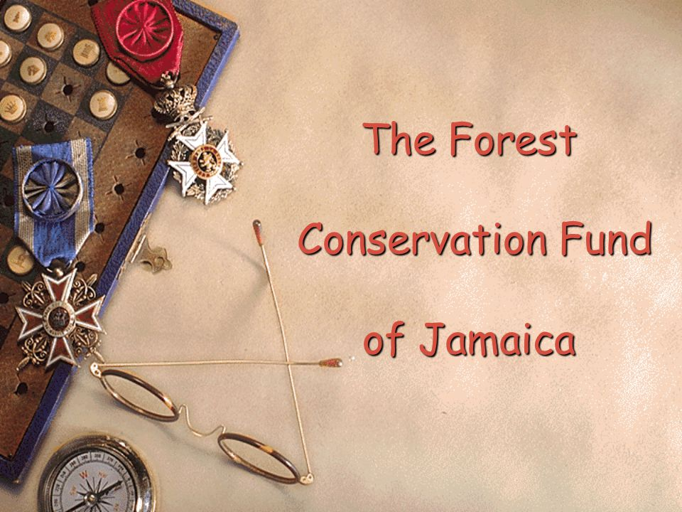 The Forest Conservation Fund The FCF is the result of a Debt-For-Nature Swap Agreement signed in 2004 by the Governments of Jamaica and the United States of America.