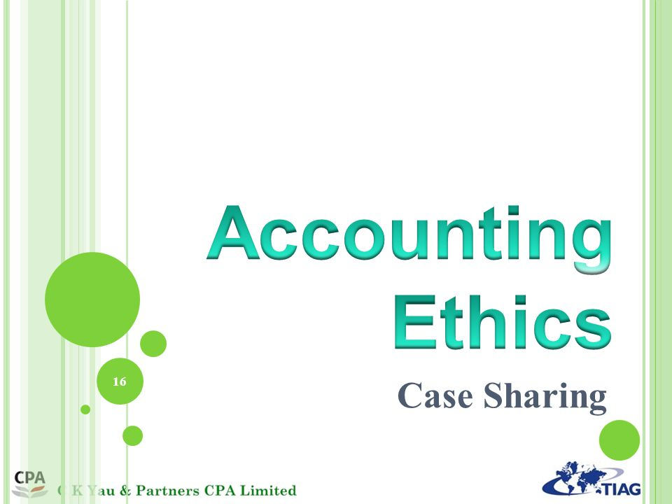 Case Sharing 16