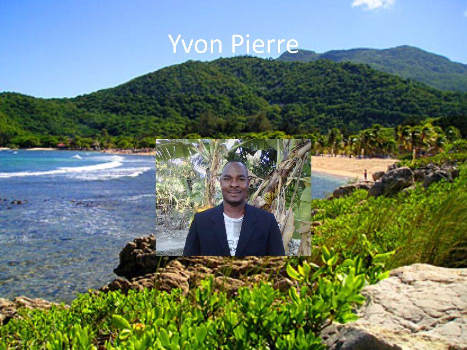 Yvon Pierre