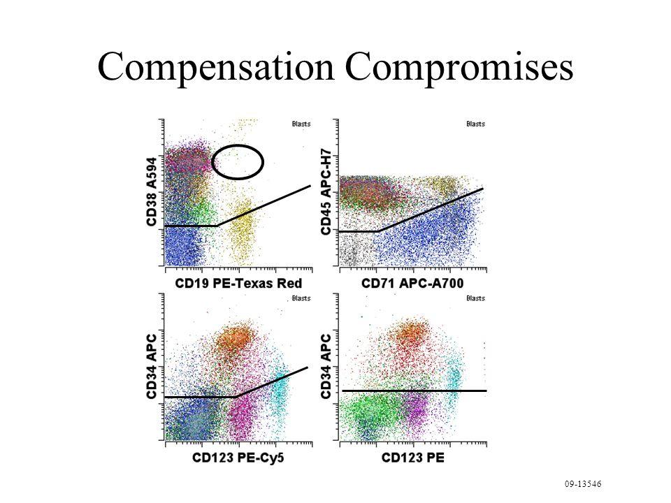 Compensation Compromises 09-13546