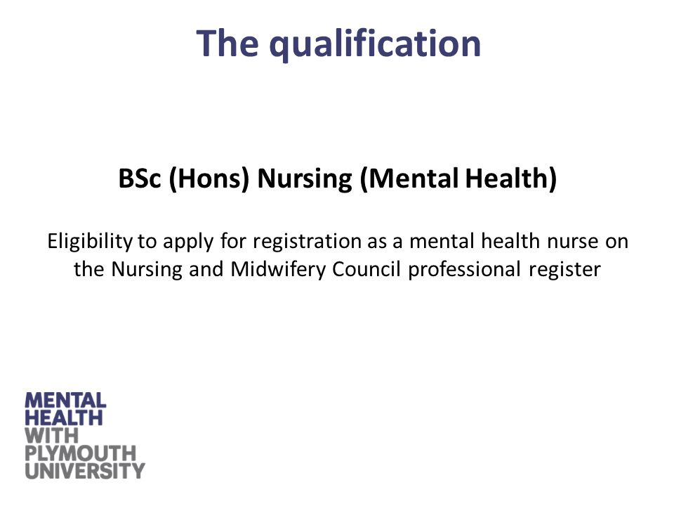 Safe, competent, confident practitioner Accountable and Autonomous Life long learning skills Research/Evidence based practice ethos Non-judgemental and anti-discriminatory Course aims