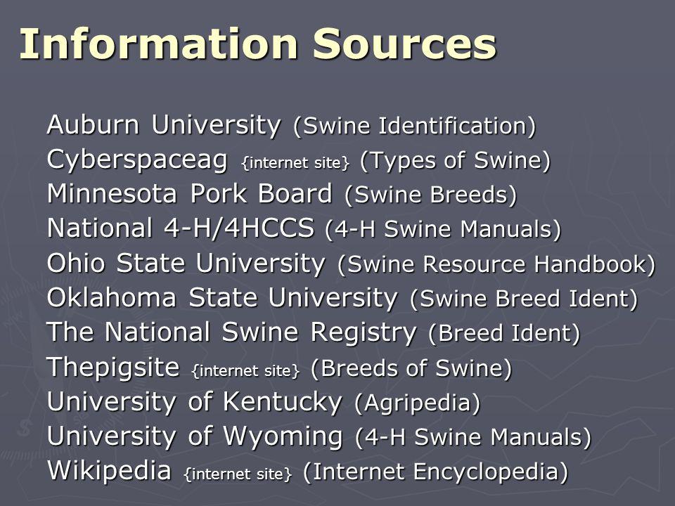 Identify… Landrace Photo: National Swine Registry