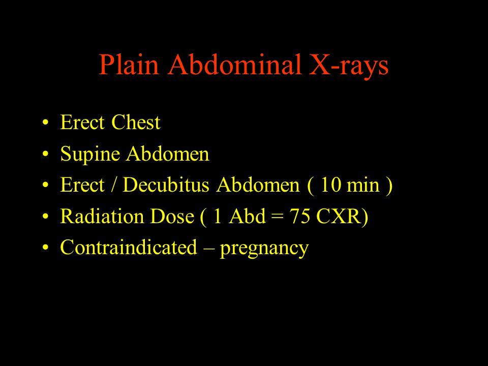 Barium Meal Indications: Dyspepsia Upper abdominal mass Weight Loss Gastrointestinal Hemorrhage.