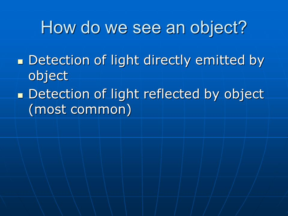 p |q| IMAGE VIRTUAL For plane mirror: p = |q| How about left-right.
