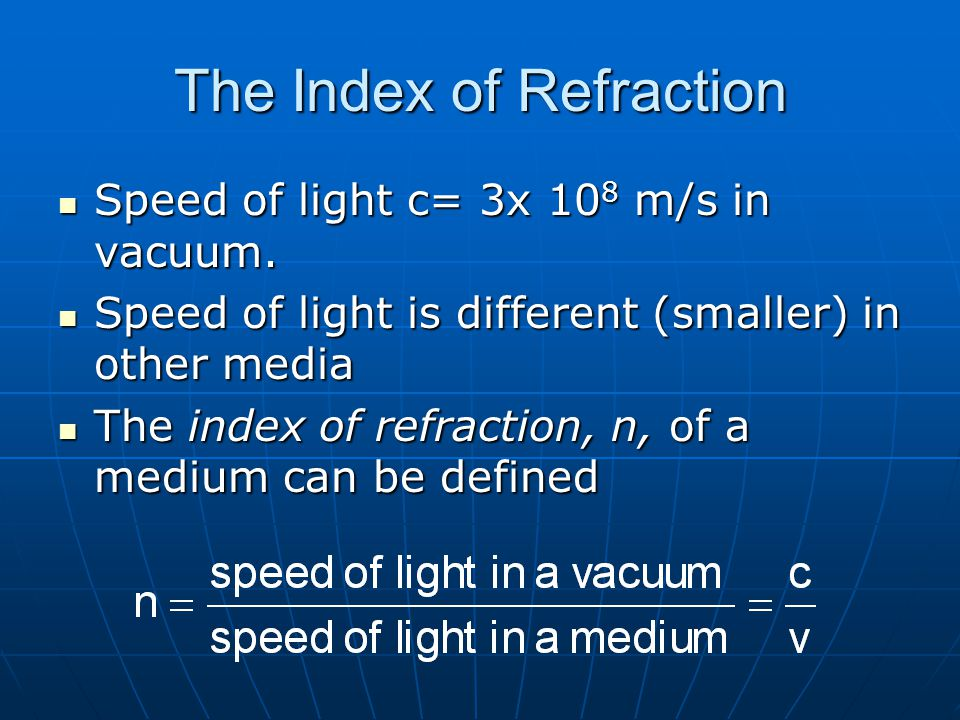 Reflected rays do not converge:  Not well-defined focal point  not clear image Spherical Aberration f = R/2 holds strictly for a very narrow beam.
