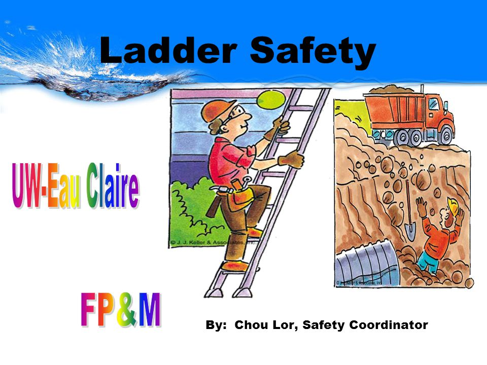 Training Objectives: Know Ladder Safety Know Scaffold Safety Know Excavation Safety
