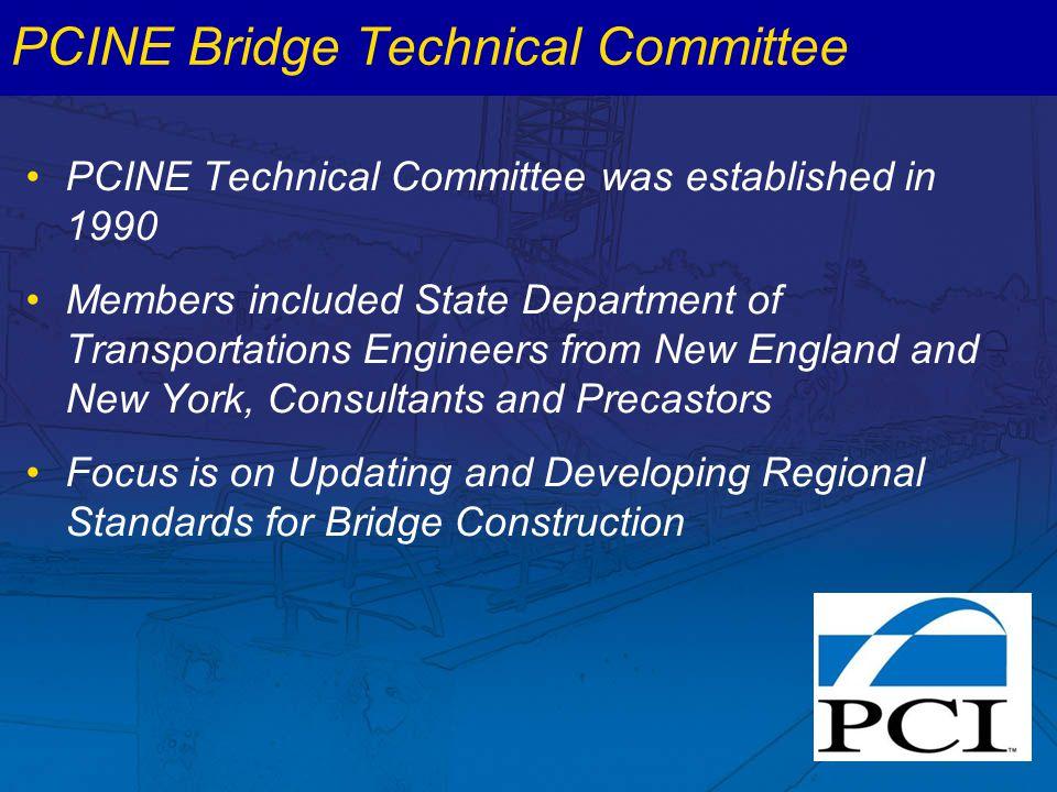 Makeup of Committee State DOT Joseph Cancelliere, CTDOT Robert Bulger, Maine DOT Kevin Cummings, Maine DOT Alex Bardow, Mass.
