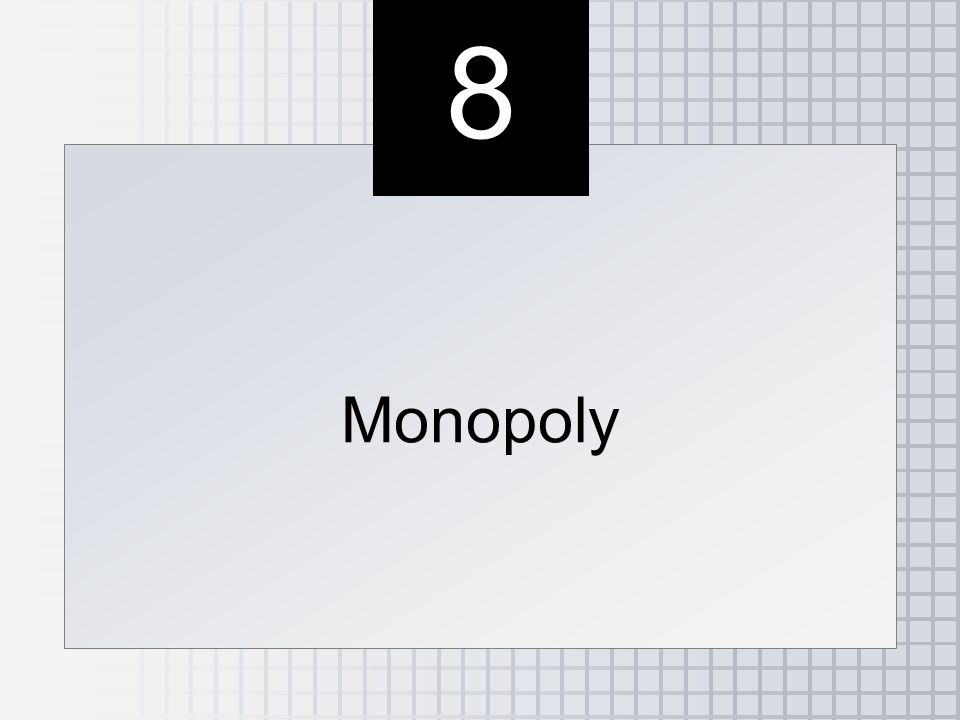 8 8 Monopoly