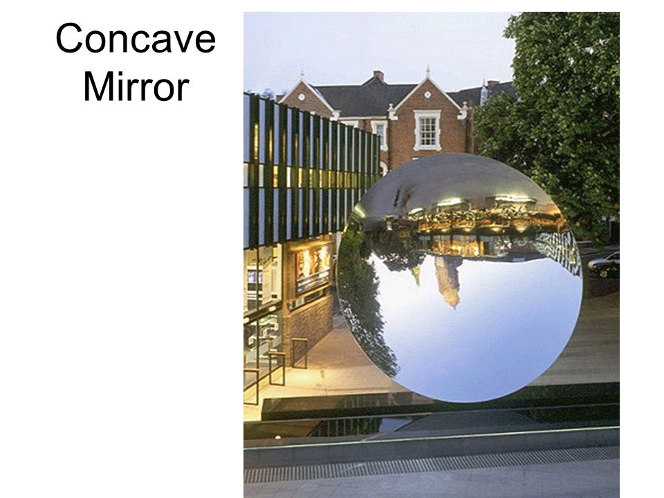 Problem Find the image distance, height and type for a 5cm object placed 60cm from a concave mirror of focal length of 18cm.