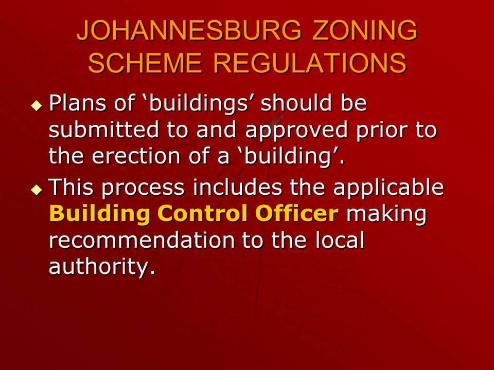  Plans of 'buildings' should be submitted to and approved prior to the erection of a 'building'.