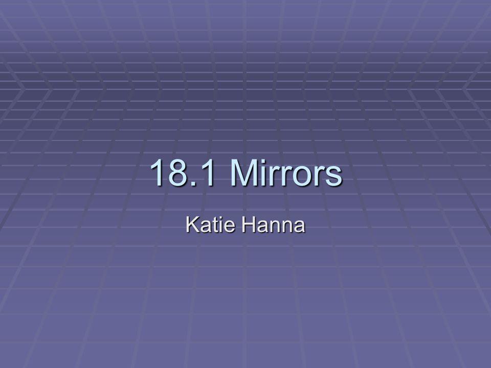 18.1 Mirrors Katie Hanna