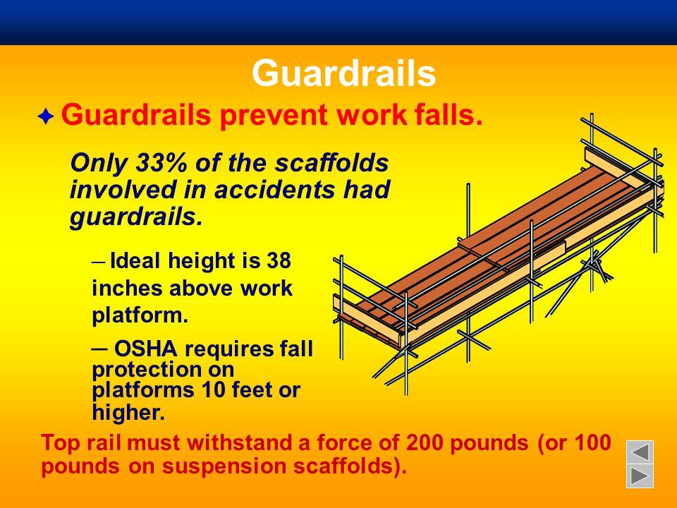 Cross bracing in Guardrail Systems