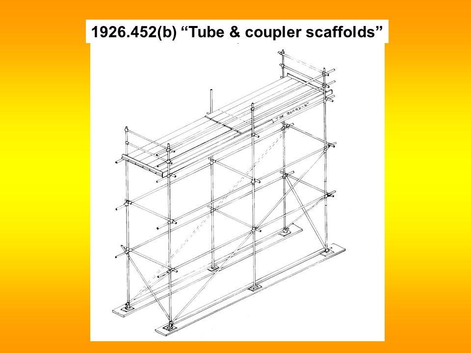 1926.452(w) Mobile scaffolds