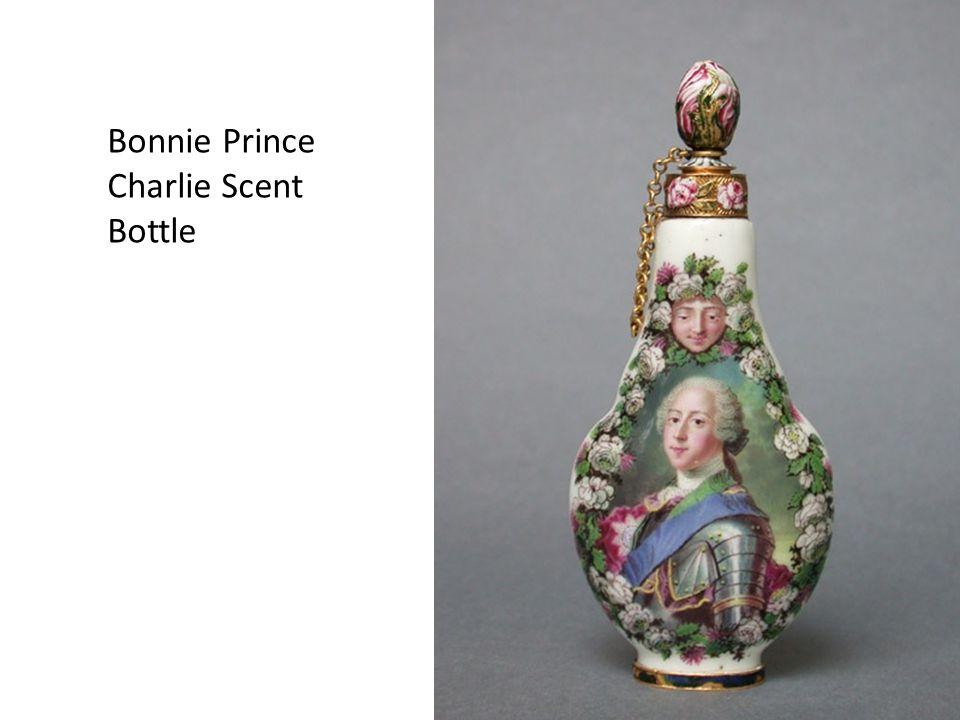 Bonnie Prince Charlie Scent Bottle