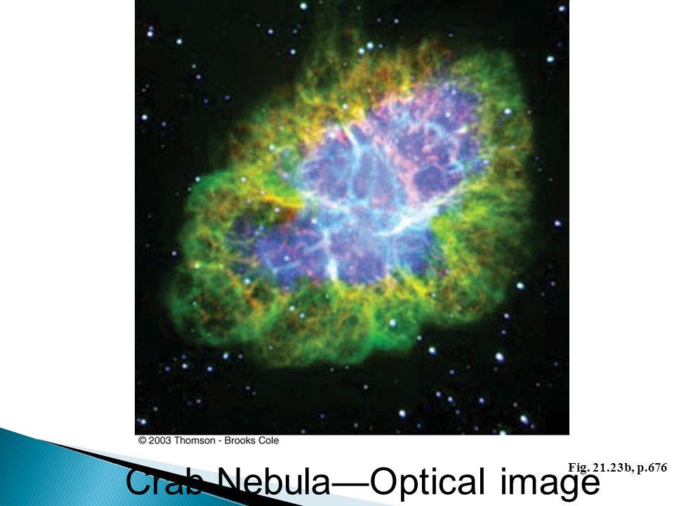 Fig. 21.23b, p.676 Crab Nebula—Optical image
