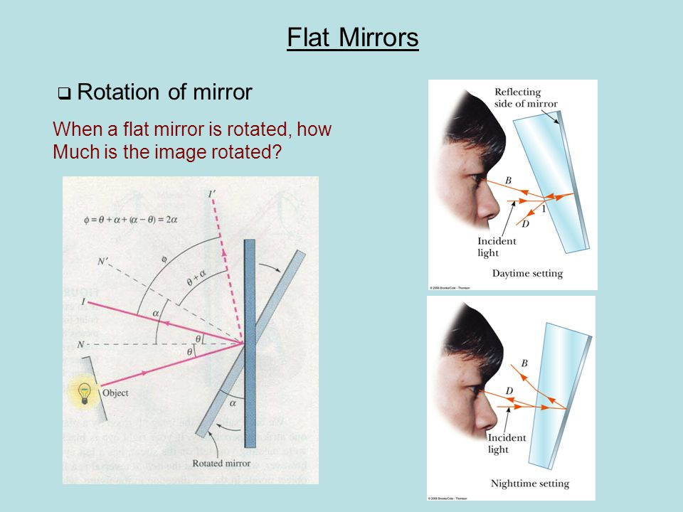 Convex Lens  Object between the focal point and lens A virtual image
