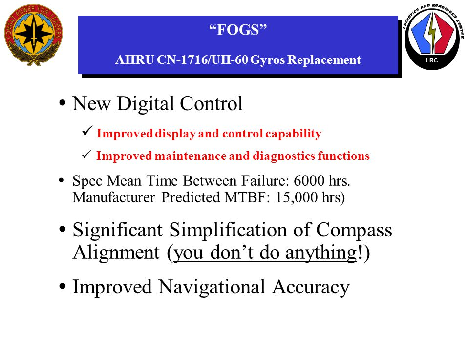LRC How FOGS Work Fiber Optics for Axial Reference replacing the mechanical gimbaled gyros. Accelerometers electromechanically compensate & stabilize