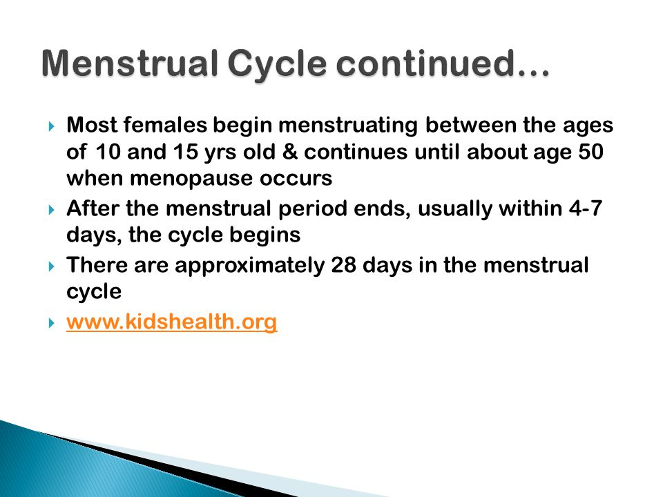  Each month, the uterus prepares for possible pregnancy  Hormones cause the endometrium to build up a thick layer of blood vessels & other tissue to