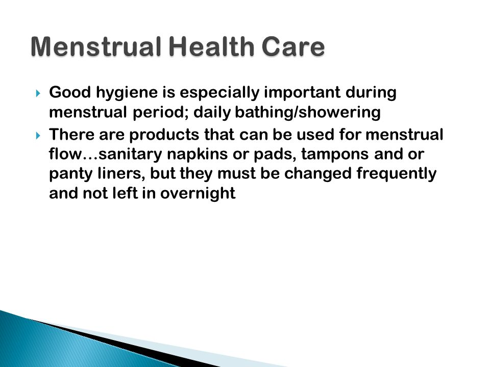  Most females begin menstruating between the ages of 10 and 15 yrs old & continues until about age 50 when menopause occurs  After the menstrual per