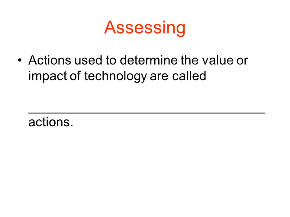 Using Actions involved in selection, operating, and servicing products are called _________________________________ actions.