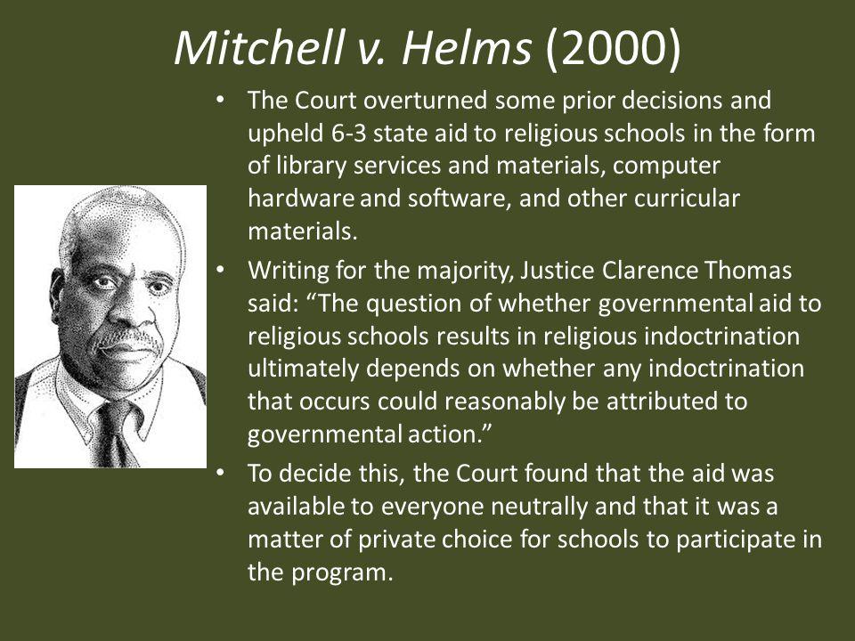 Mitchell v.