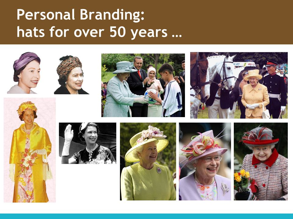 Personal Branding: Making the world safe for the pantsuit!