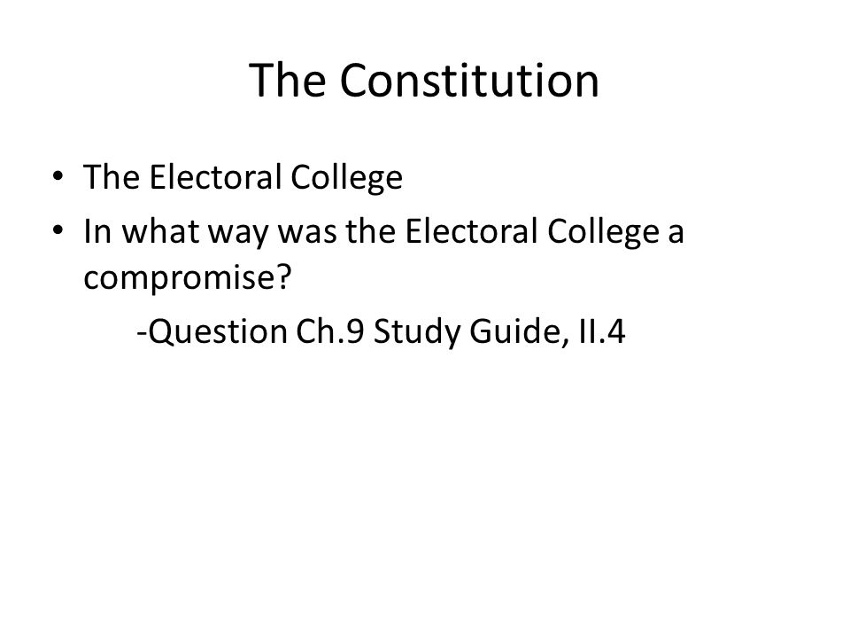 How was slavery addressed in the Constitution.