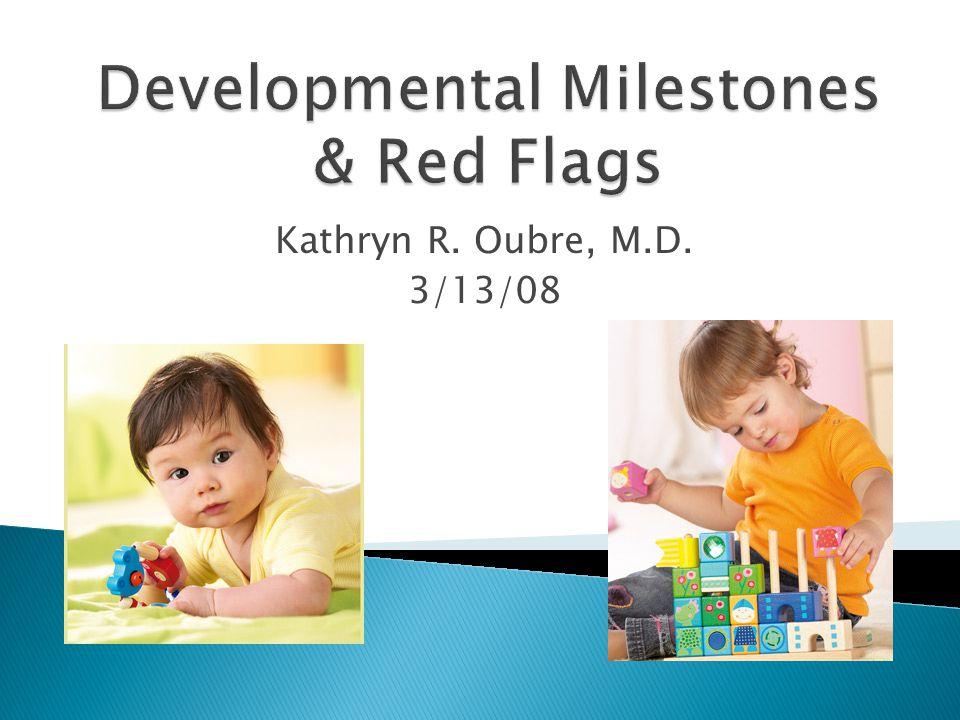 Kathryn R. Oubre, M.D. 3/13/08