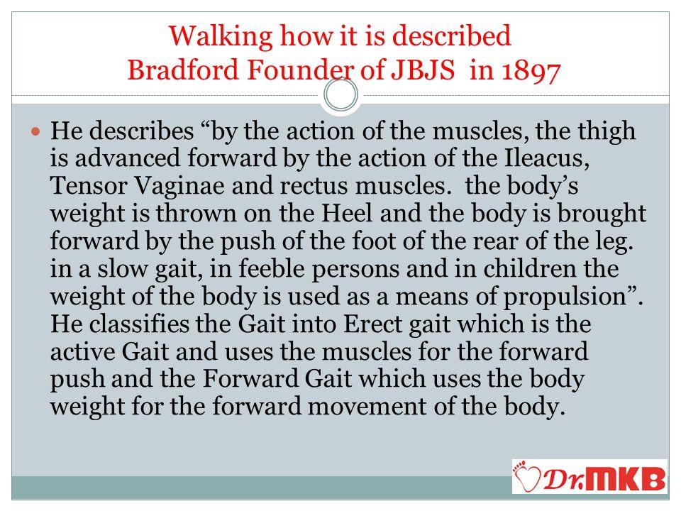 Walking Theory Dr.P.V.