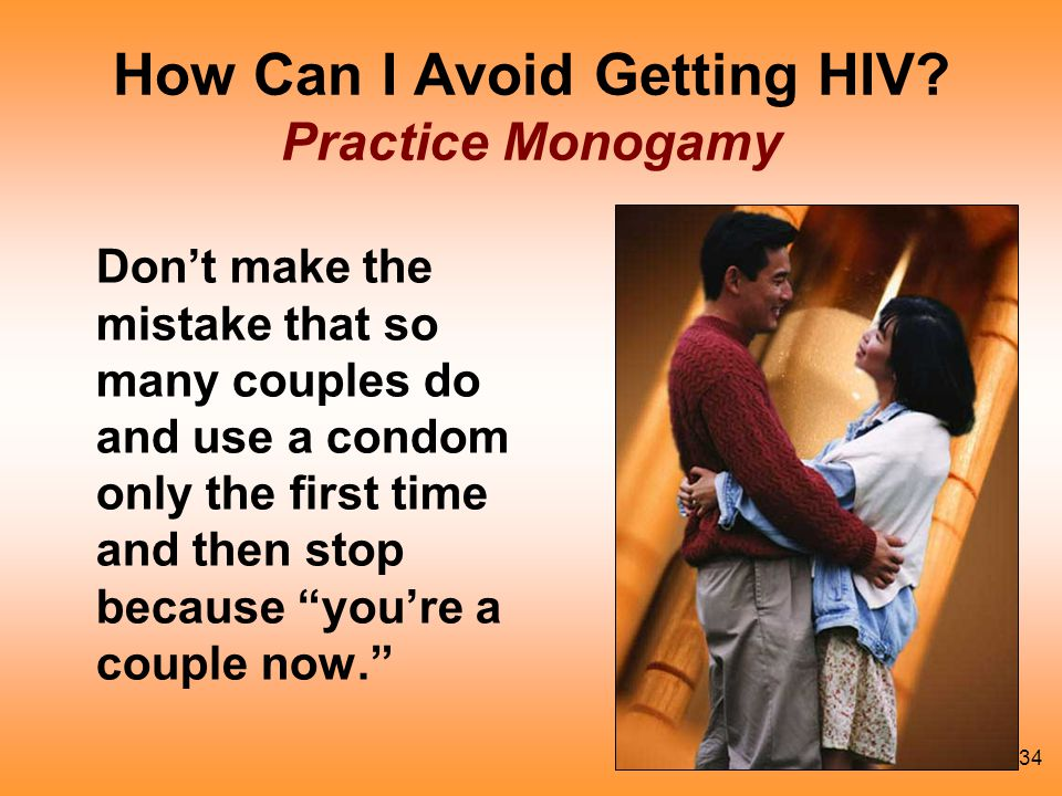 34 How Can I Avoid Getting HIV.