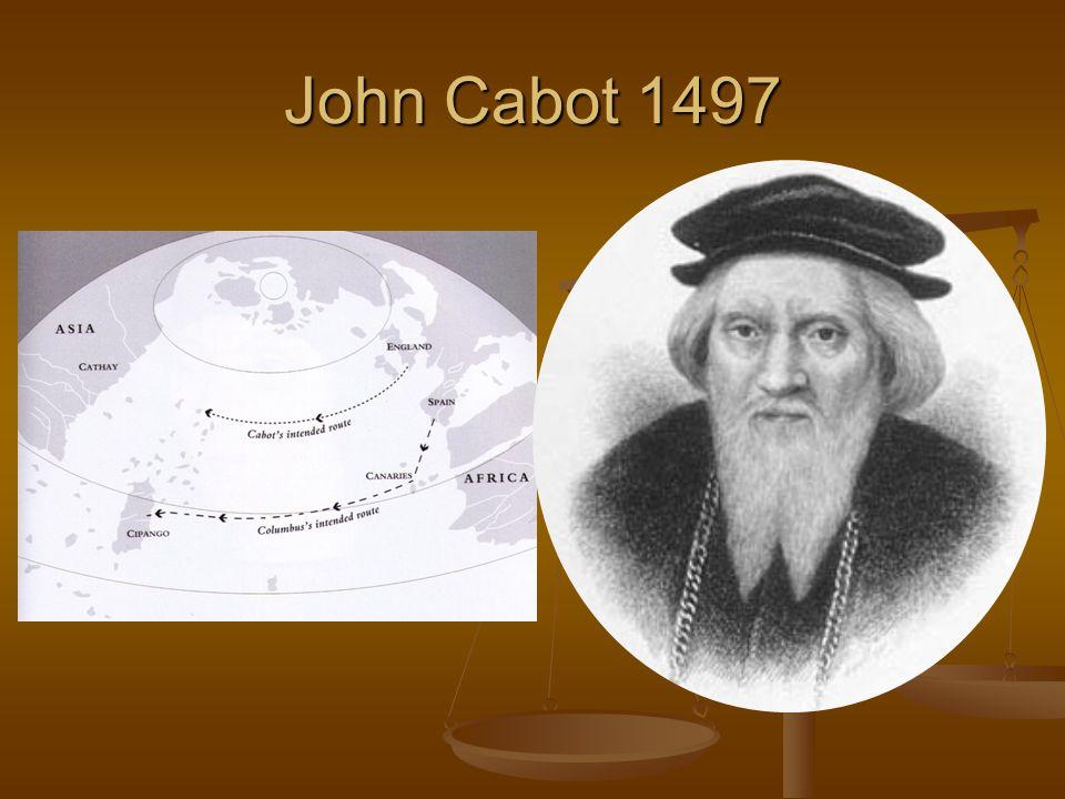 John Cabot 1497