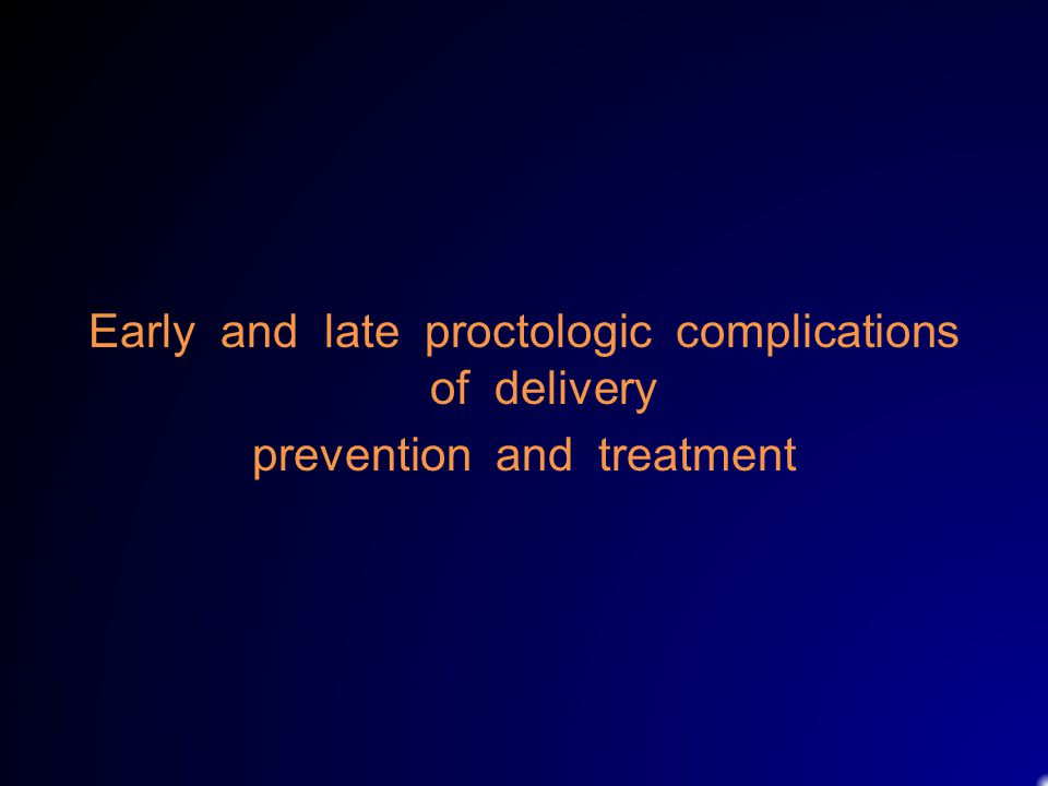 A treatment during pregnancy is usually limited to emergency care, consisting of palliation for symptomatic prolapsing internal hemorrhoids, temporizing sclerosing injections for bleed ing hemorrhoids, incision and expression of painful external anal thromboses and drainage for the rela tively uncommon perianal abscess.