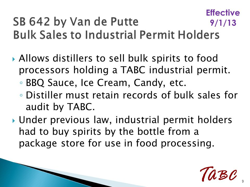  Authorizes transfer of bulk alcohol between members of manufacturing tier, for manufacturing purposes, as permitted by federal law.