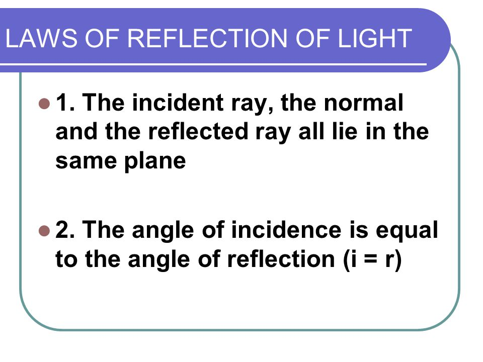 Real and Apparent Depth (page 12) A swimming pool appears to be less deep than it actually is, due to refraction at the surface of the water We can calculate the refractive index of a liquid by using n =