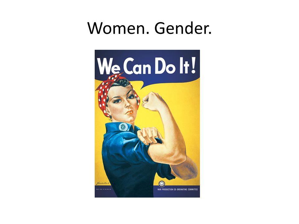 Women. Gender.