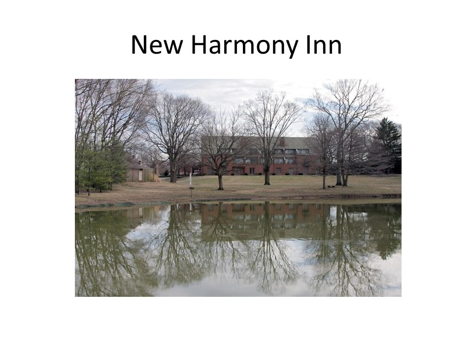 New Harmony Inn