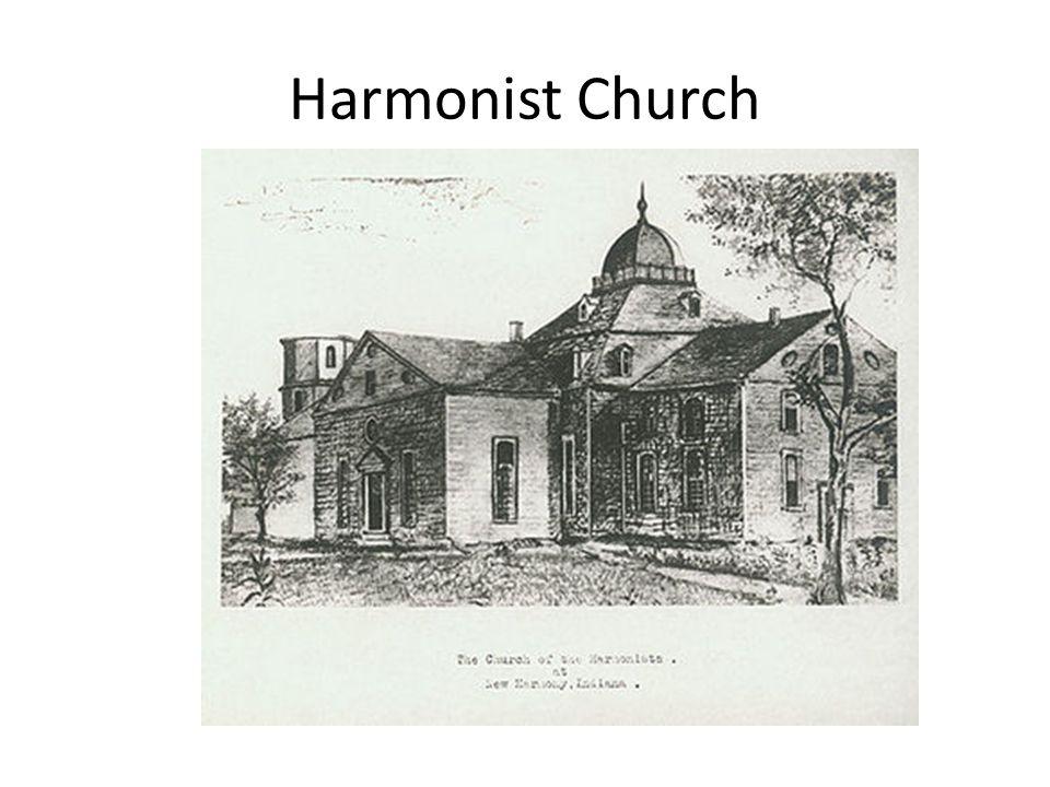 Harmonist Church