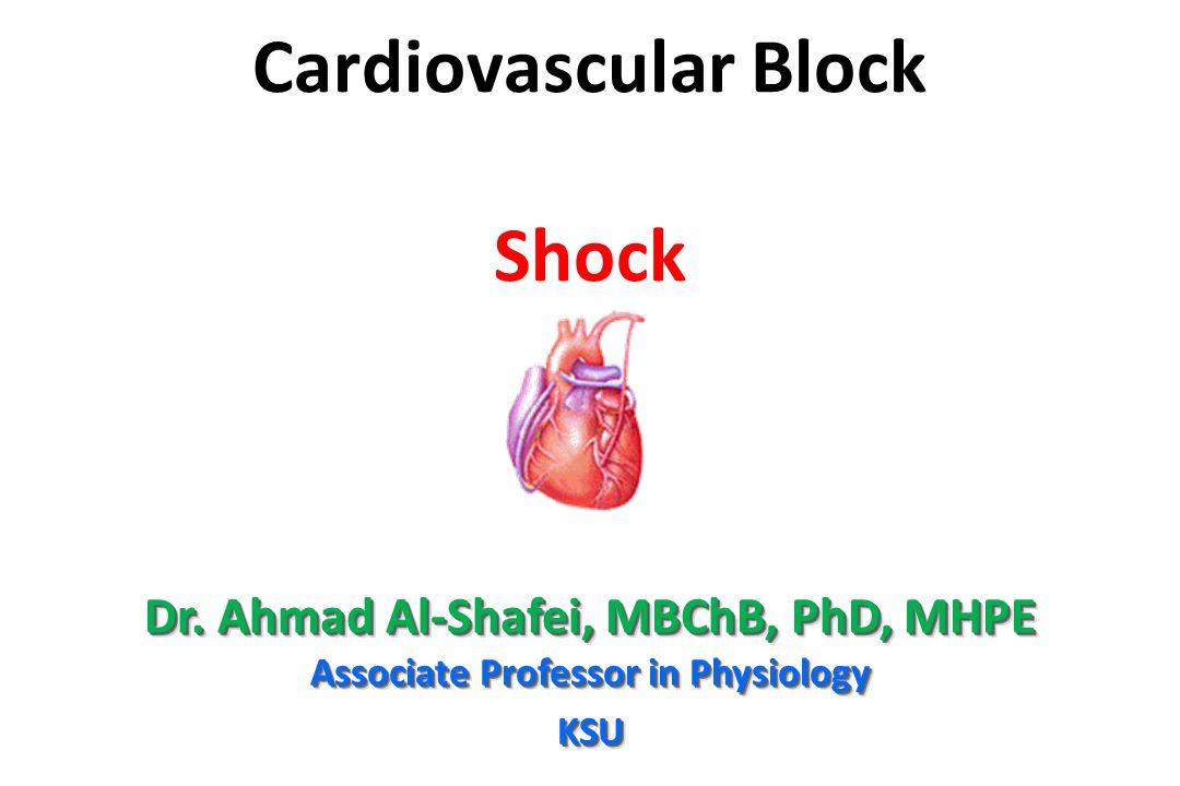 Cardiovascular Block Shock