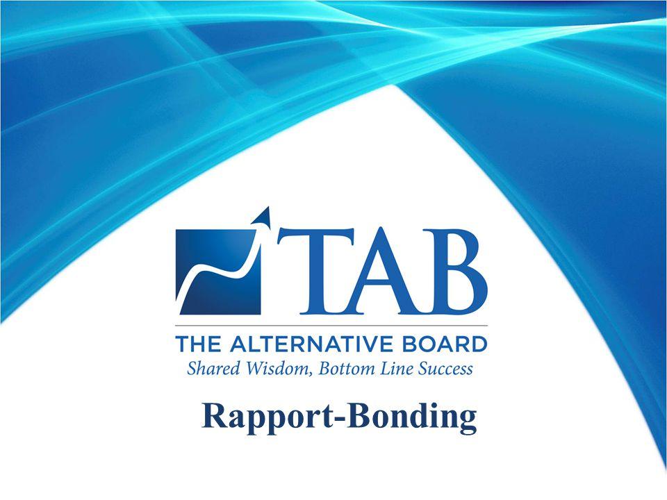 Rapport-Bonding