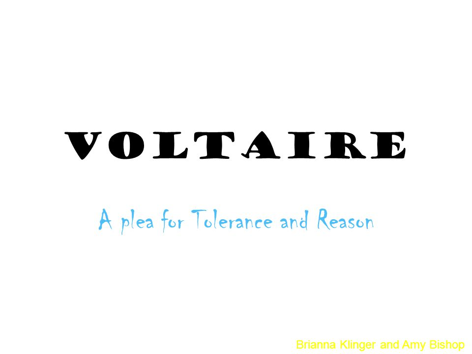 Francois Marie Arouet, who lived from 1694-1778, was known to the world as Voltaire.