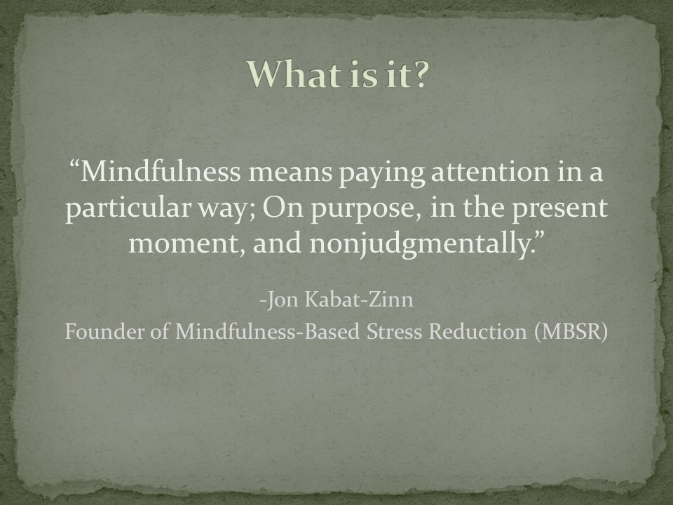 Shows how the brain changes in positive ways with meditation!