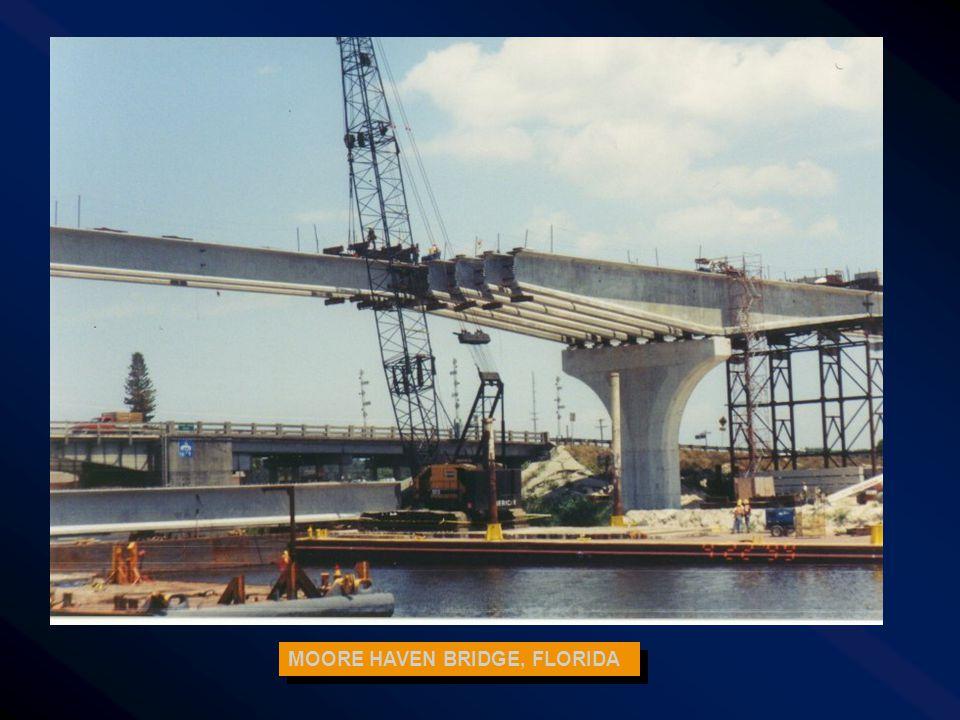 MOORE HAVEN BRIDGE, FLORIDA