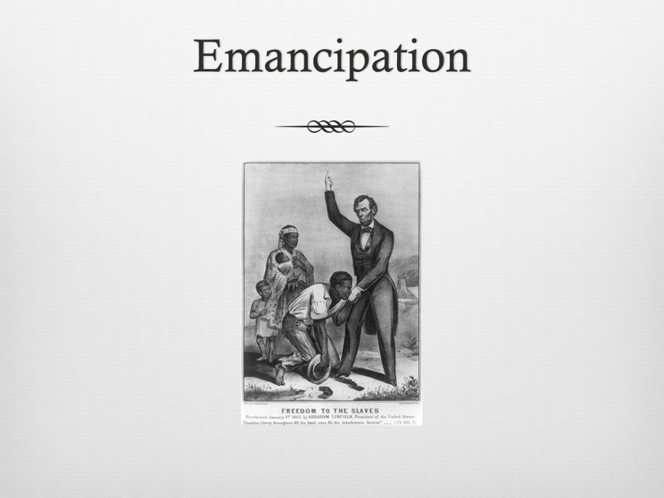 II. African American Soldiers & Emancipation