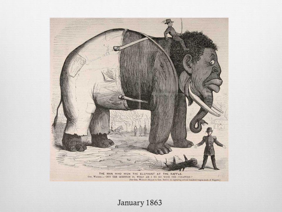January 1863January 1863